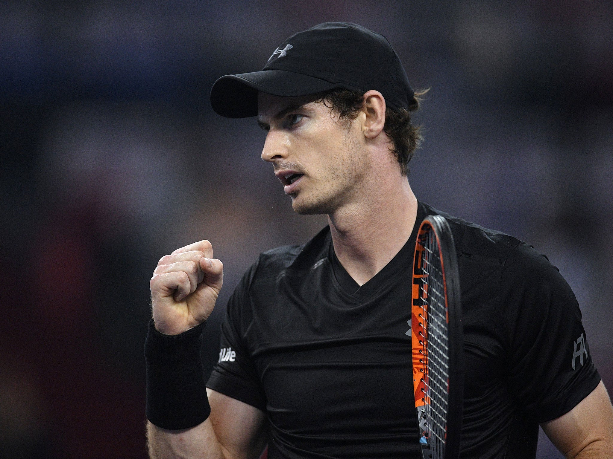 Andy Murray: Scot beats Steve Johnson to ease into third round of Shanghai Masters | The Independentindependent_brand_ident_LOGOUntitled