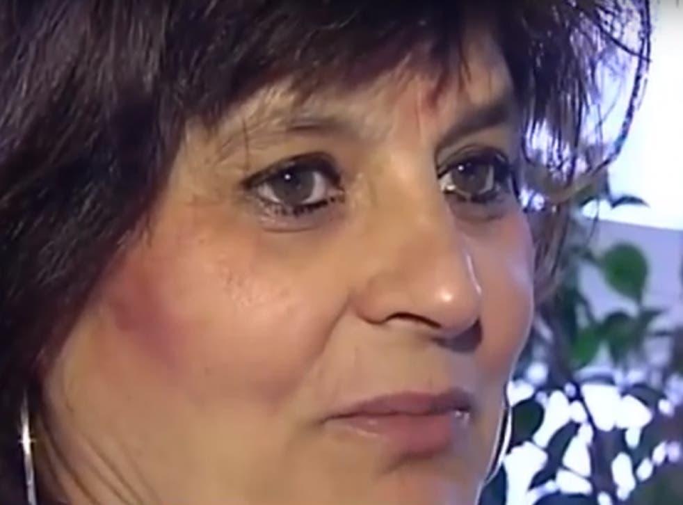 Lina Alvarez already has a 28-year-old and 10-year-old son