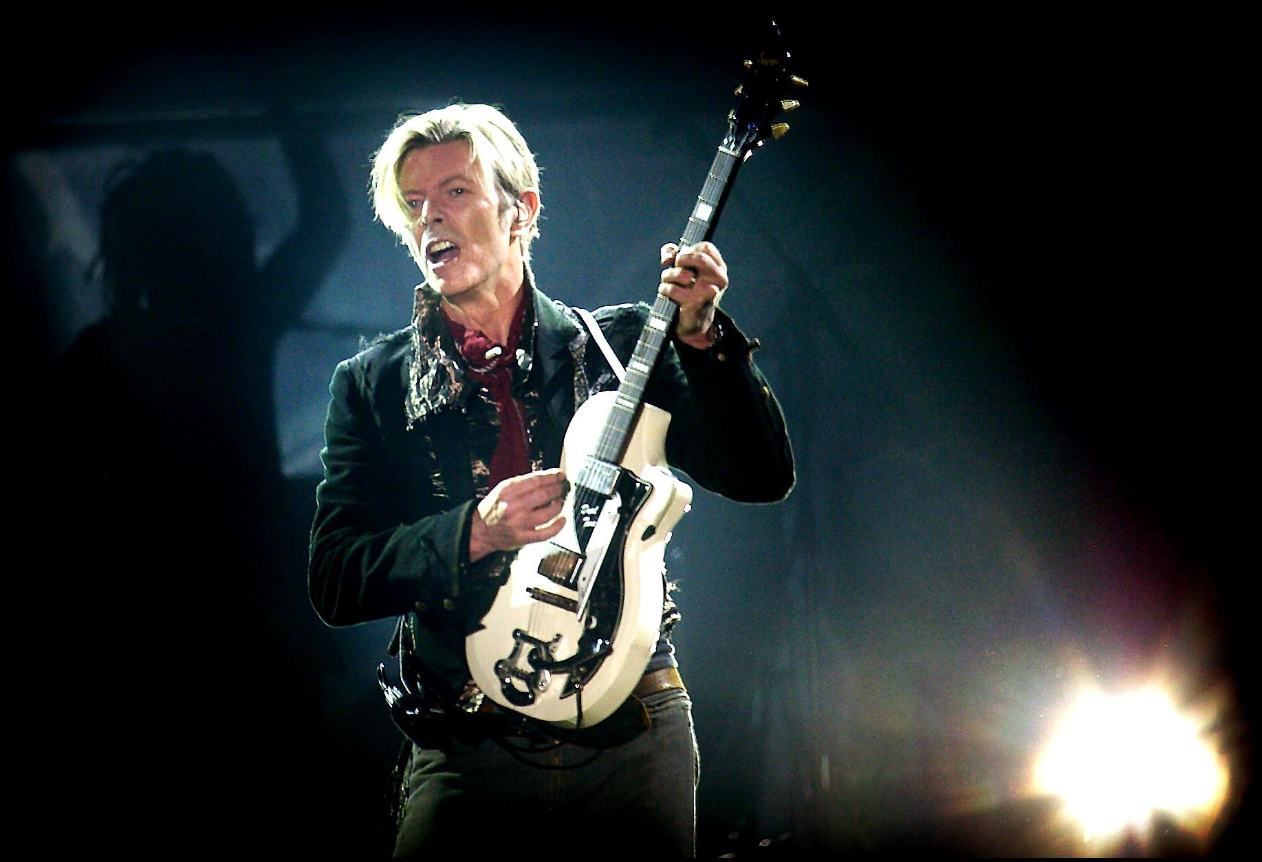 These are David Bowie's favorite albums of all-time