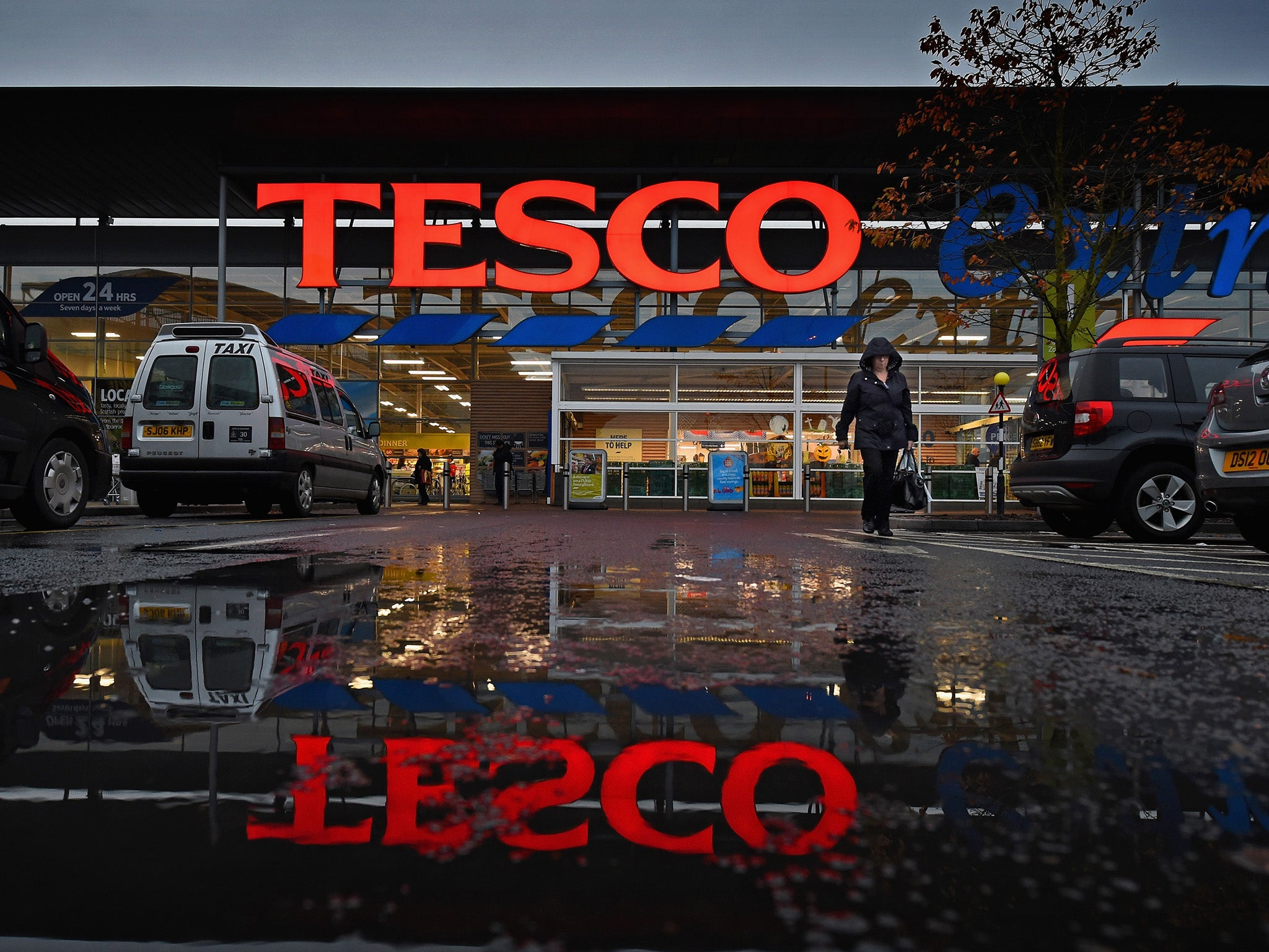 Tesco running out of some of britain s best known brands after