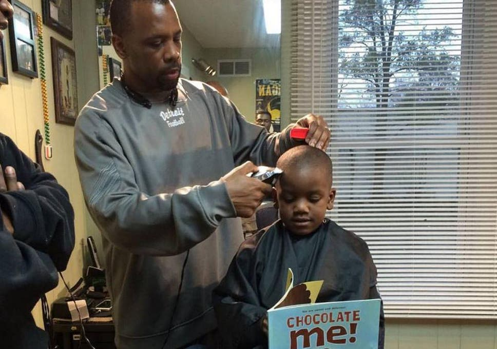 Barbershop Gives Children Discount If They Read Aloud While Getting