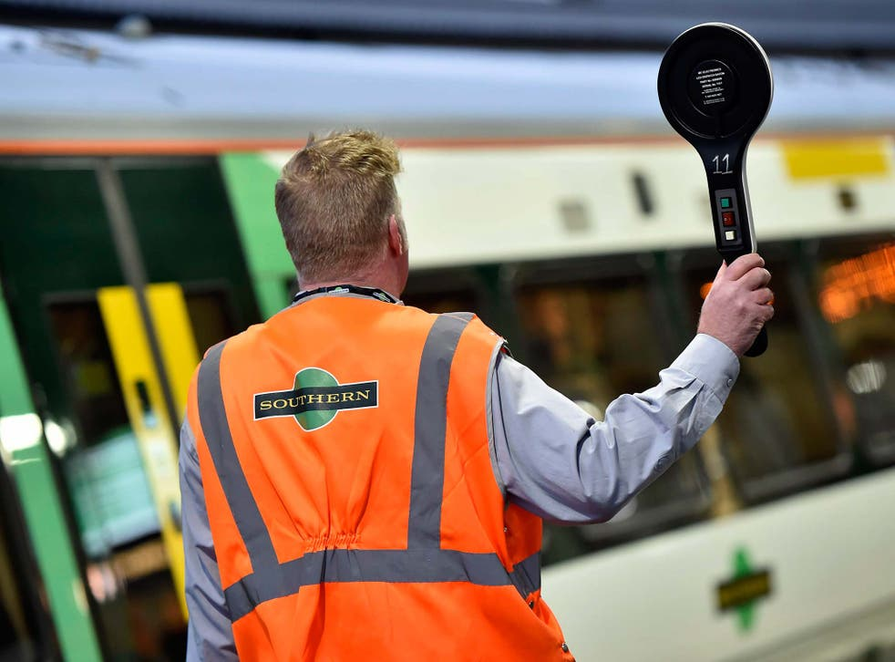 Commuters have suffered constant delays and strikes to services