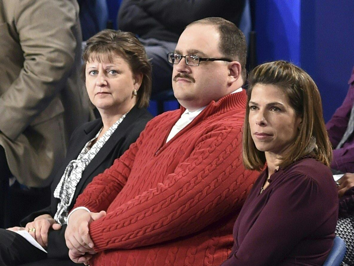 Who is Ken Bone? The story of the man in a red top who has become ...
