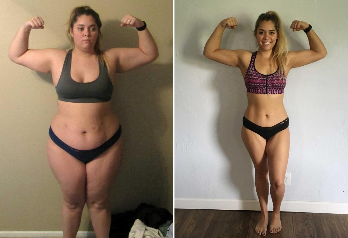 Weight Loss Inspiration Bride To Be Loses Half Her Body