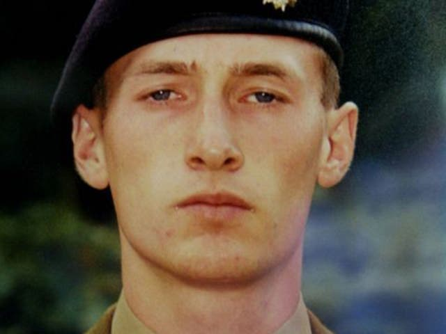 Sean Benton died at Deepcut Barracks in 1995 after sustaining five bullet wounds to the chest