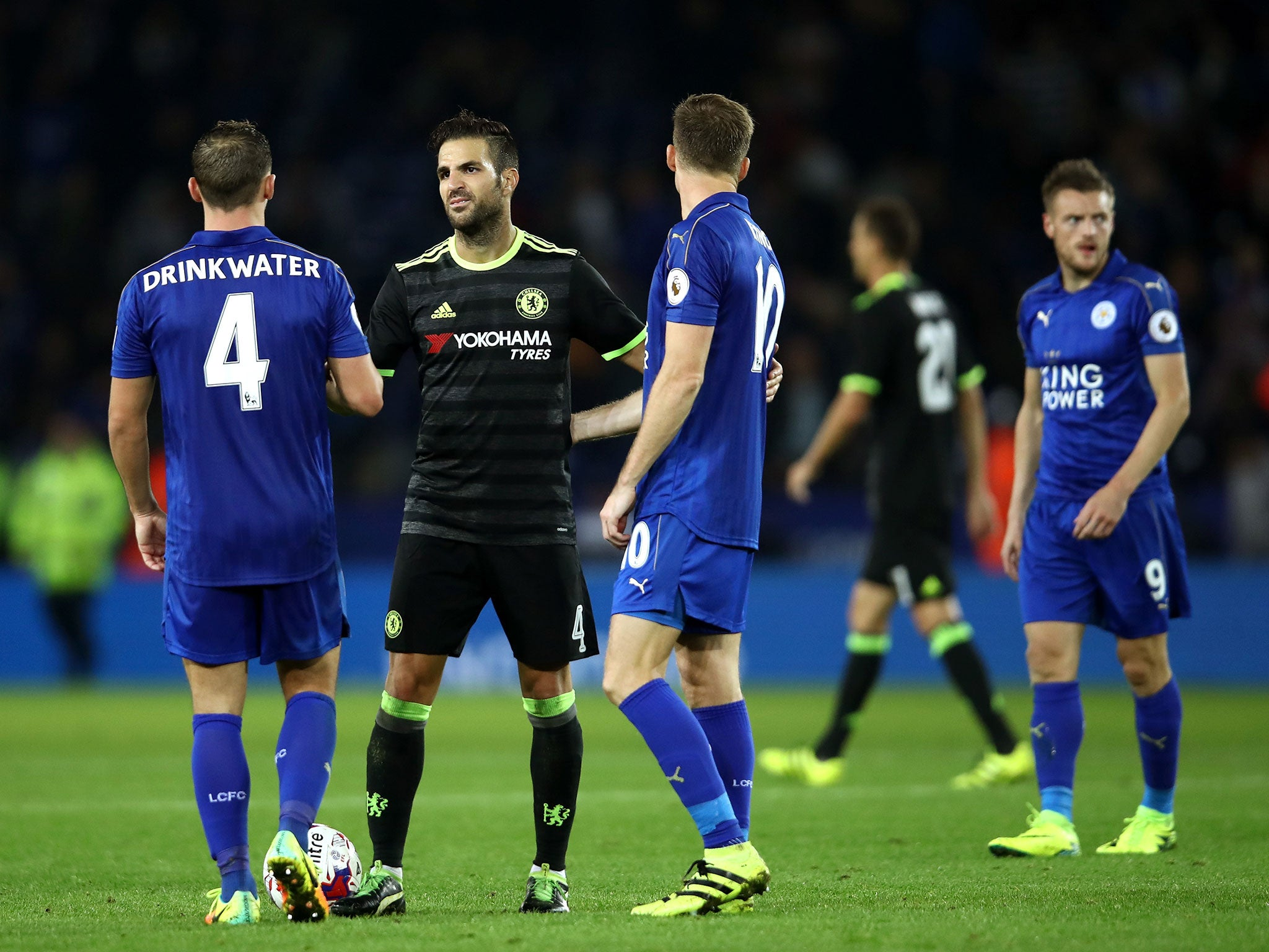 chelsea vs leicester city - HD 1600×900