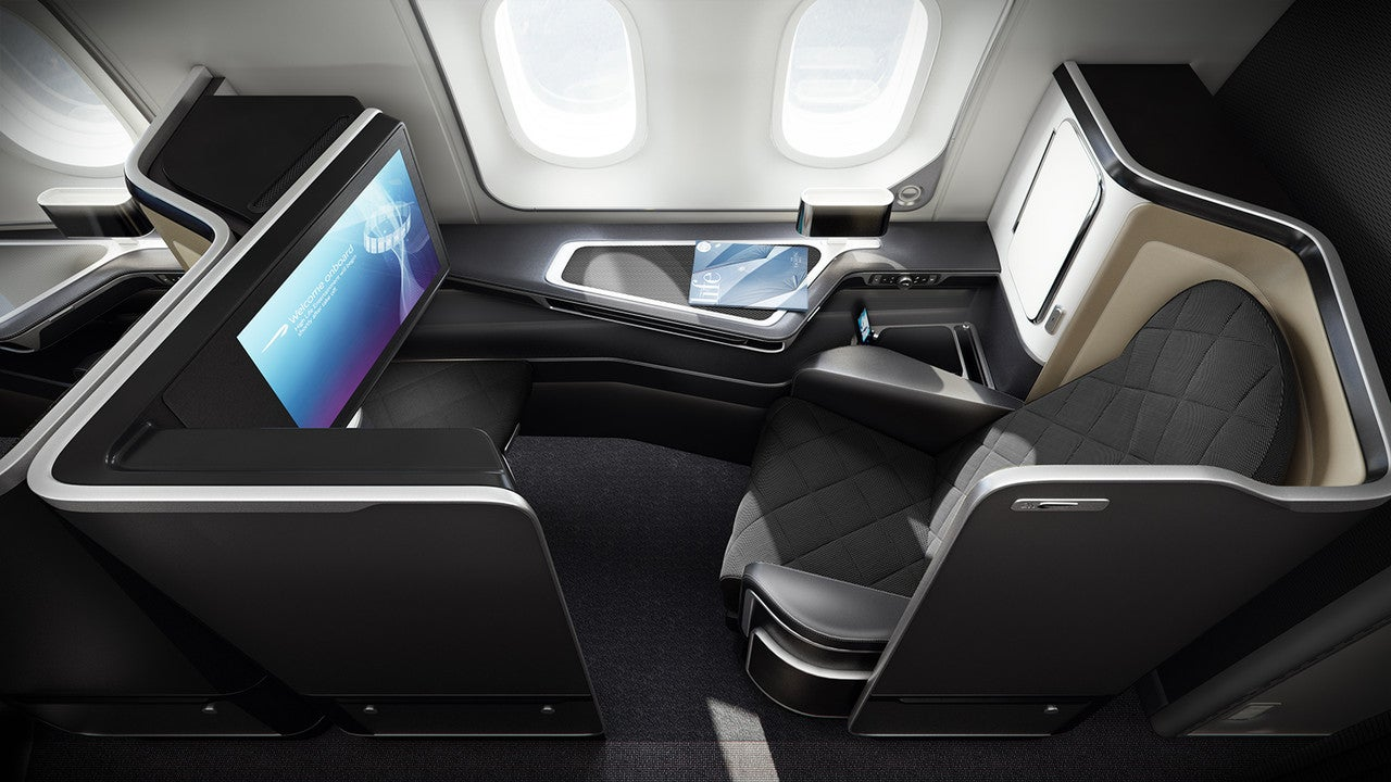 Why business class isn't worth the expense: You can travel comfortably on a budget