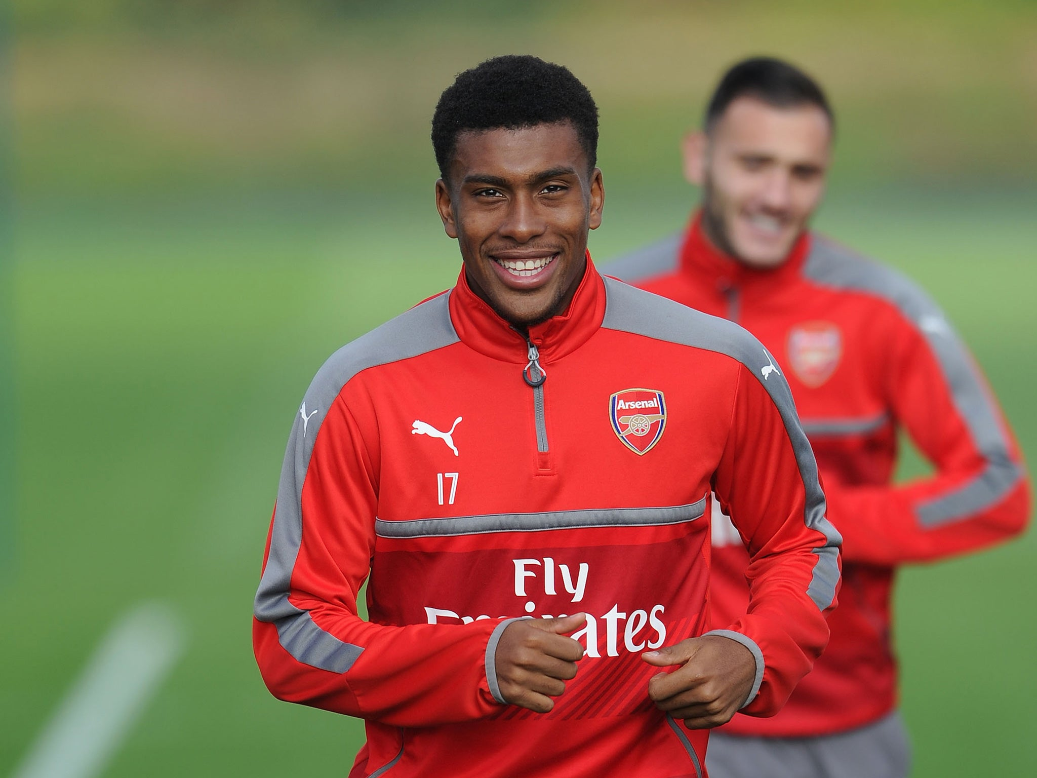 Arsenal: How Alex Iwobi went from the Emirates exit to ...