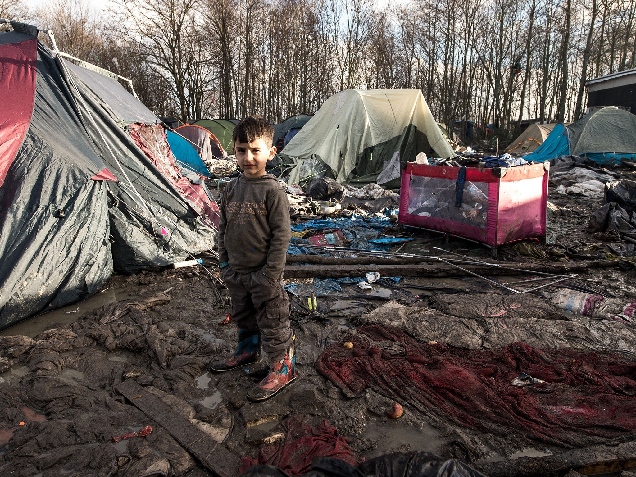 If we turn our backs on lone Syrian child refugees, British values are truly dead