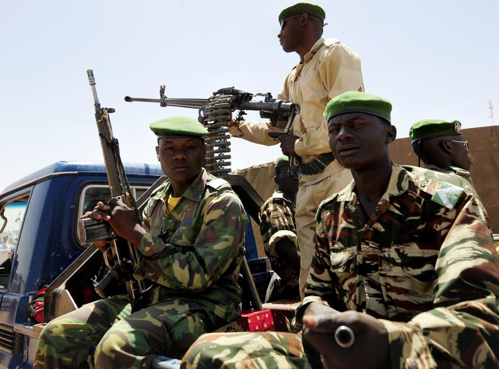Attacks have increased in Niger as the security situation worsens in Mali