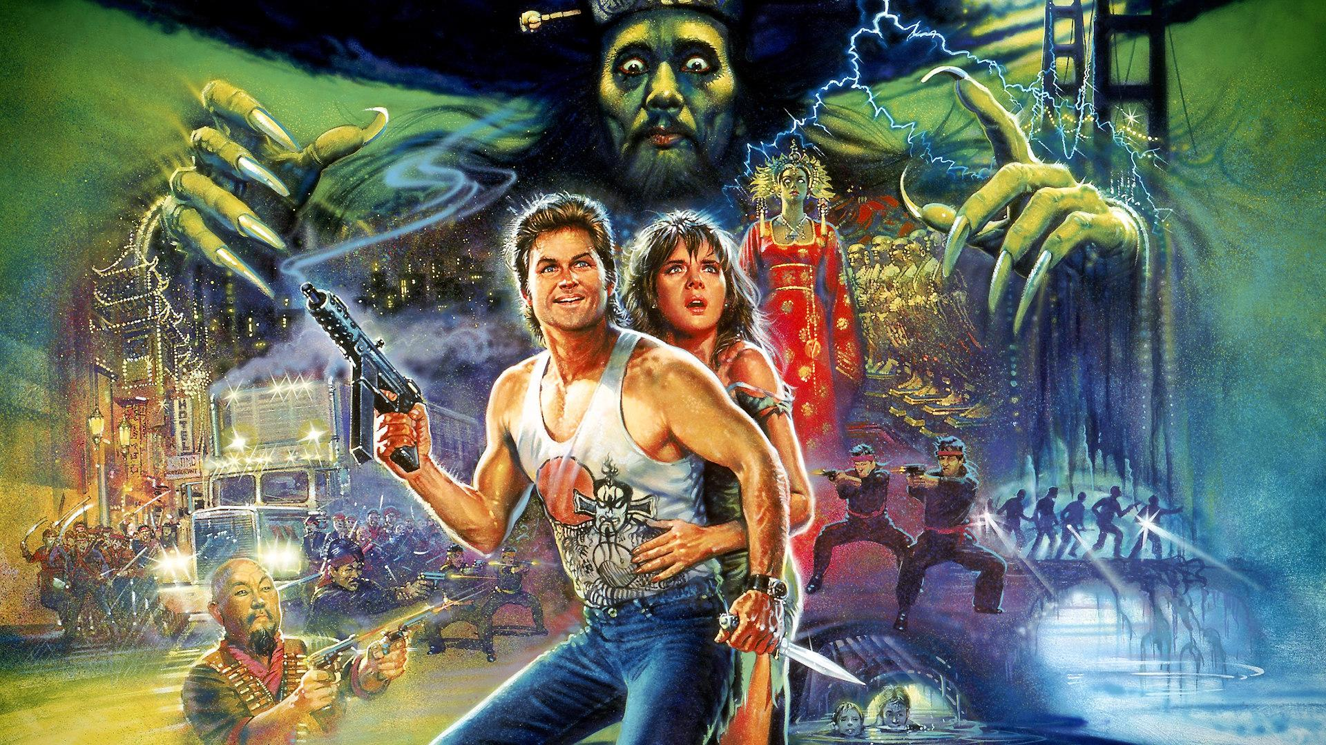 John Carpenter on Big Trouble in Little China remake: 'no one's talked to me about it'