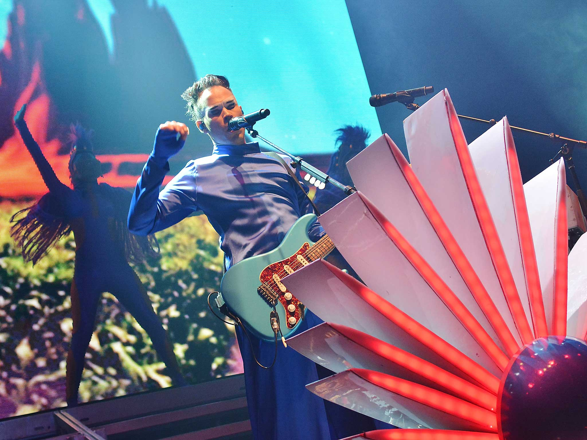 Empire Of The Sun Roundhouse London Review Exactly How