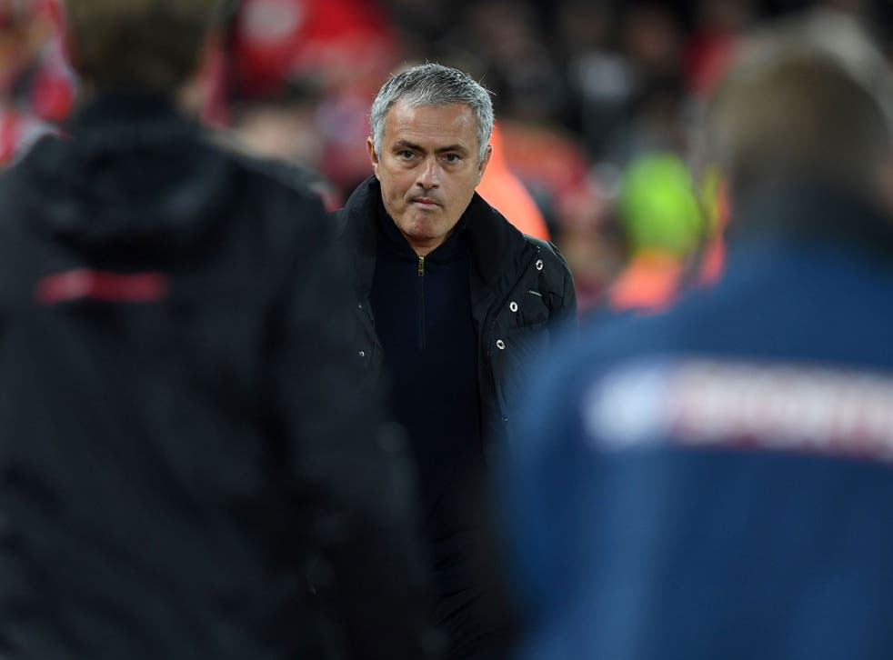 Mourinho's defensive tactical plan served United well on Monday night
