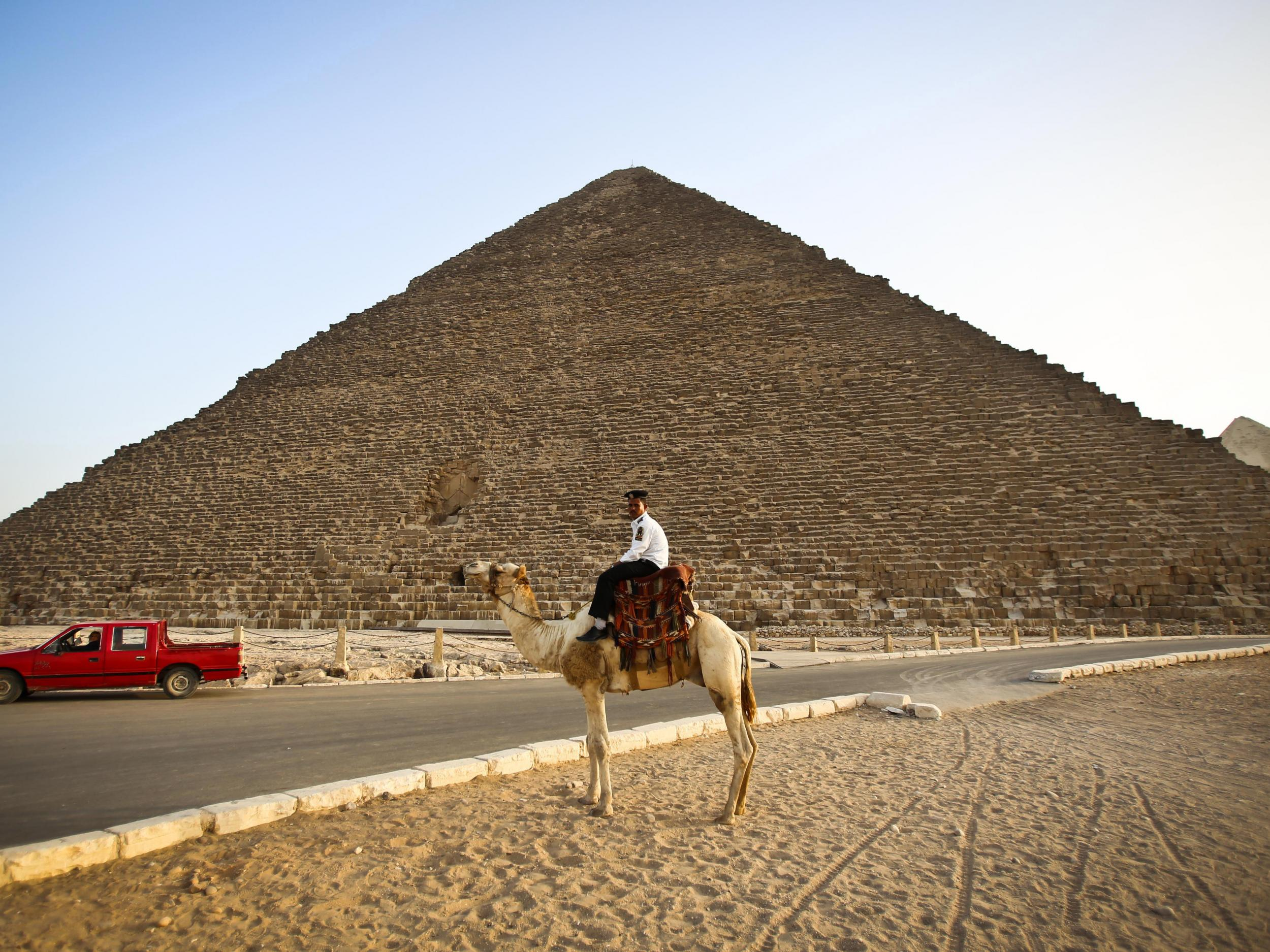 Great Pyramid of Giza: Archaeologists on brink of uncovering ...