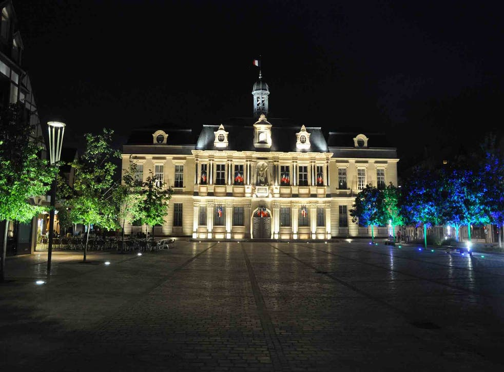 A 1984 legal clause means Bosko Herman continues to be paid 10 years after leaving his town hall job. Photo shows the Ville de Troyes hotel in Sainte Savine