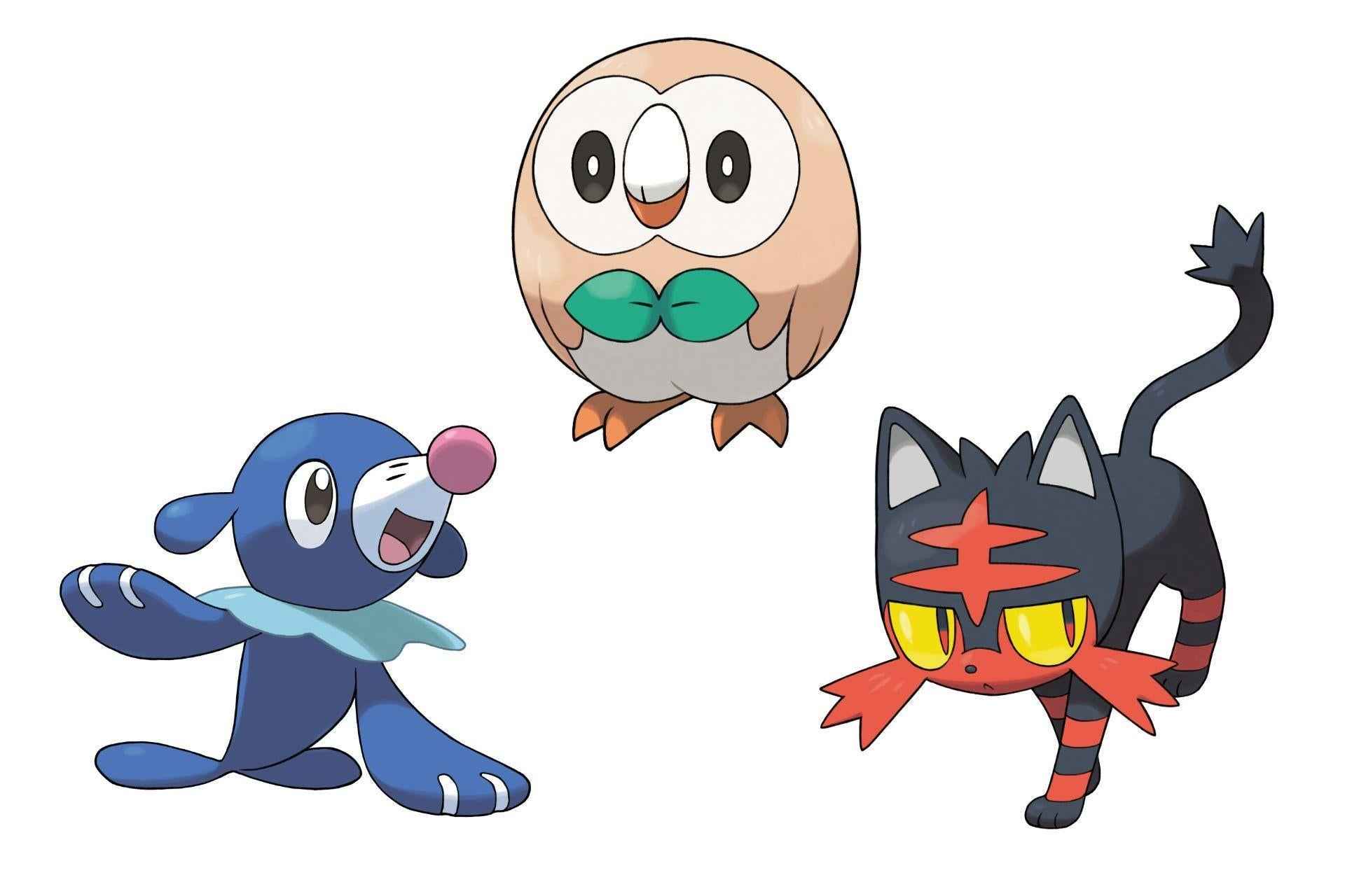 Pokemon Sun and Moon demo accidently reveals majoirty of Pokédex, including starter evolutions