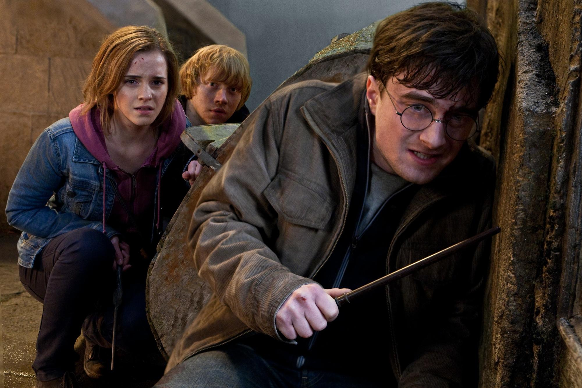 23 things you didn't know about J K  Rowling's Harry Potter universe