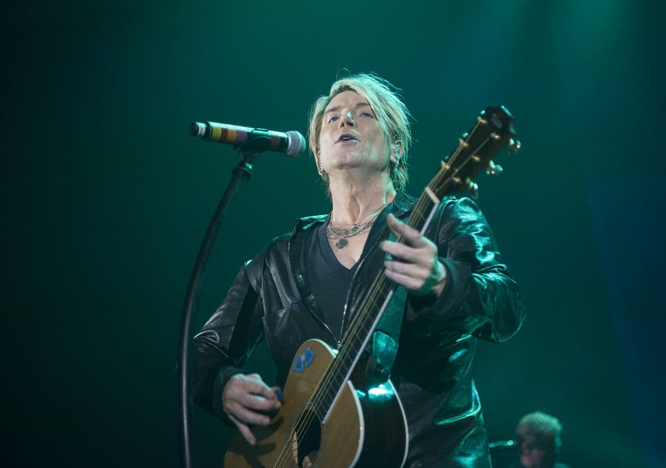 Goo Goo Dolls, Eventim Hammersmith Apollo, London, review: \'The ...