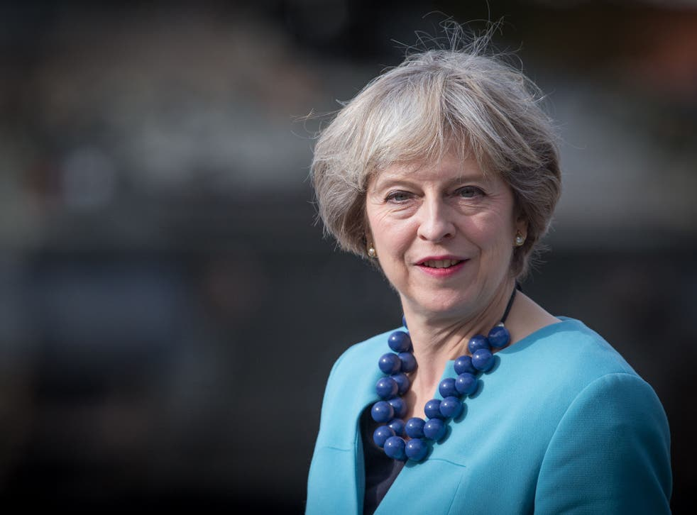 No 10 officials admitted Ms May knew about concerns when she was still Home Secretary