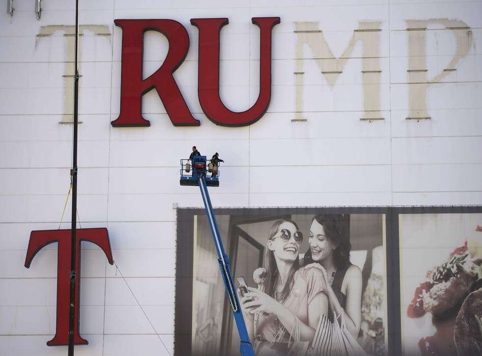 Trump Hotels recently announced that its next chain of hotels would not bear the founder's name