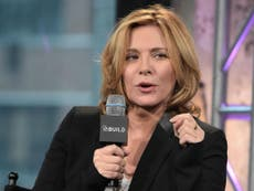 Kim Cattrall claims Sex and the City was the reason her marriage ended