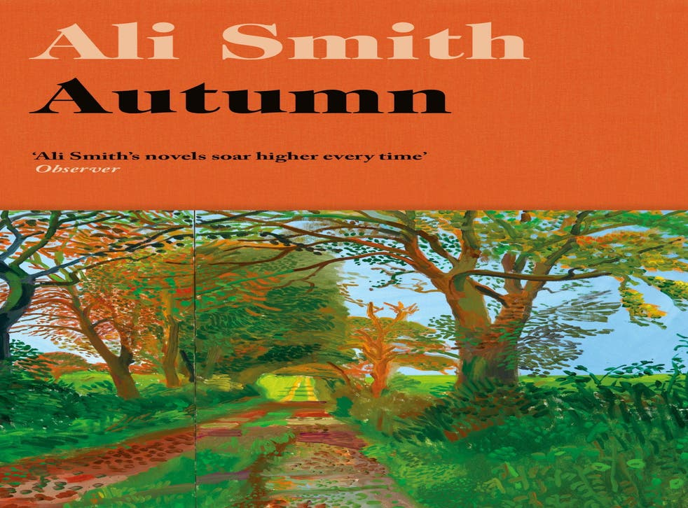 Ali Smith's new novel, Autumn, shows that her finger is firmly on the social and political pulse