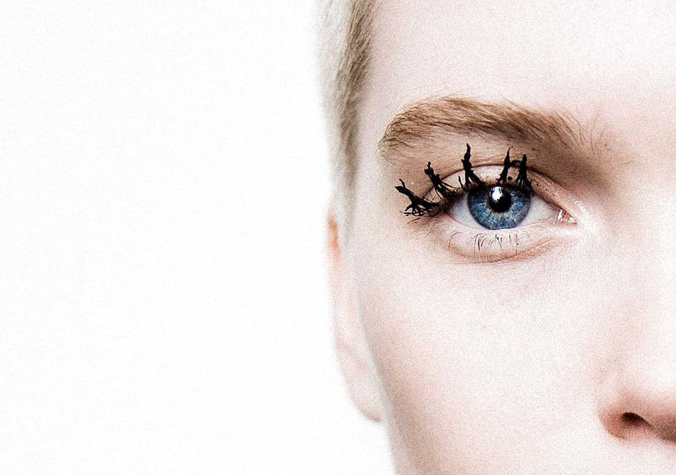 b7e9a946418 How to pull off the clumpy eyelash trend | The Independent