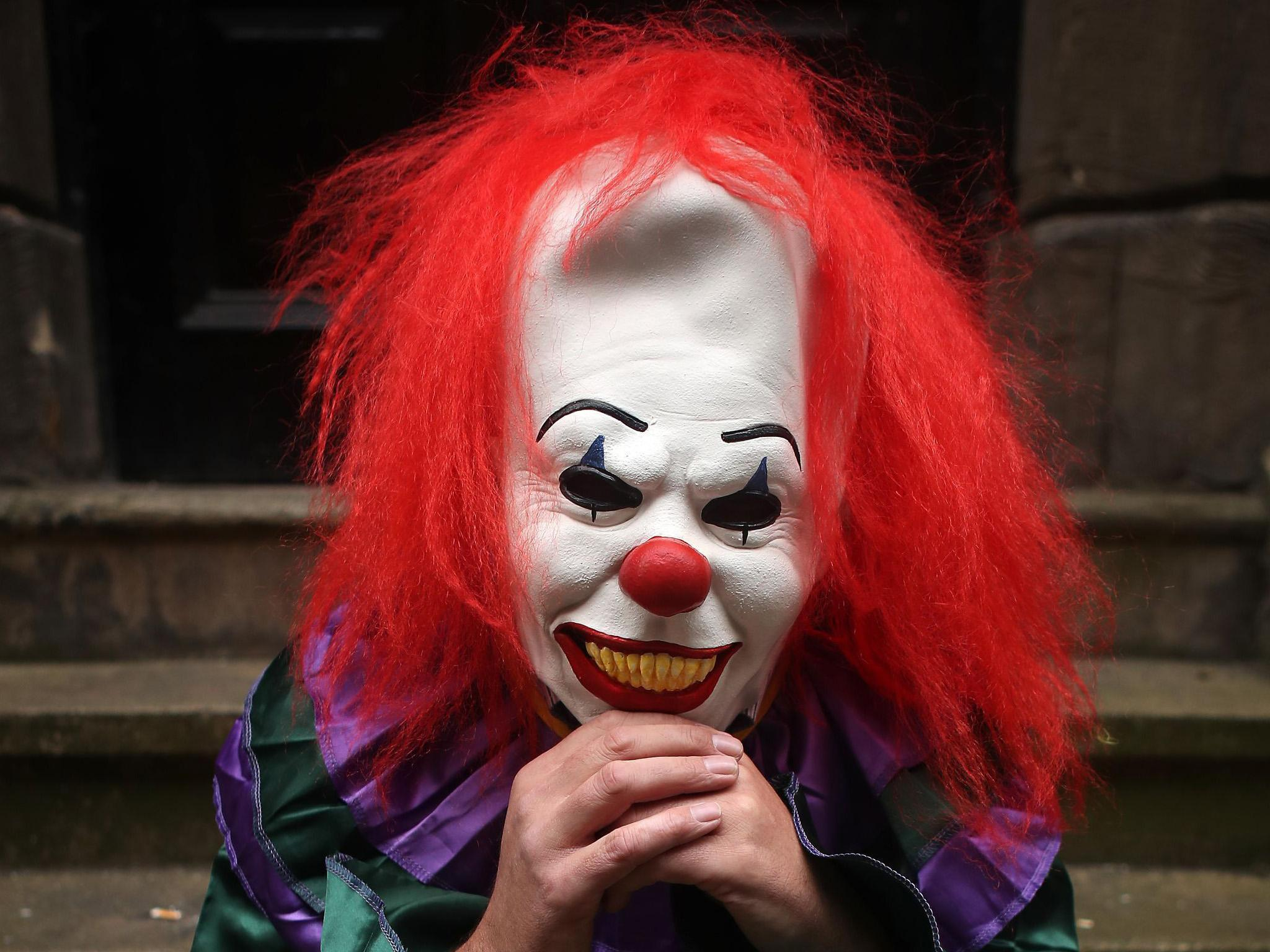 Killer clown hunting' event with cash prizes to be held on ...