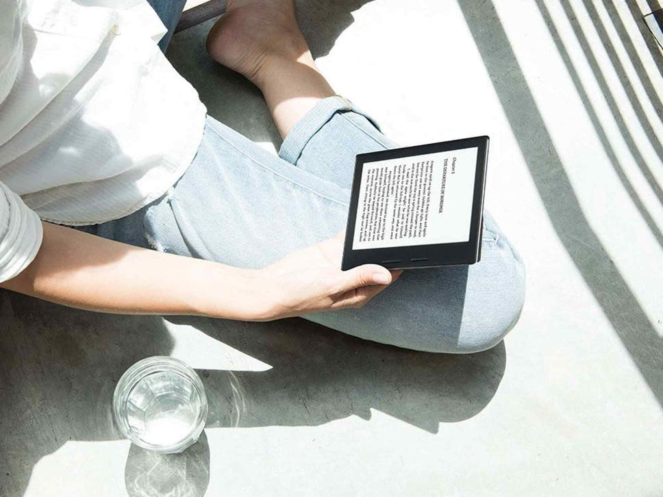 9 best ebook readers the independent keep thousands of books at your fingertips without any of the bulk fandeluxe Choice Image