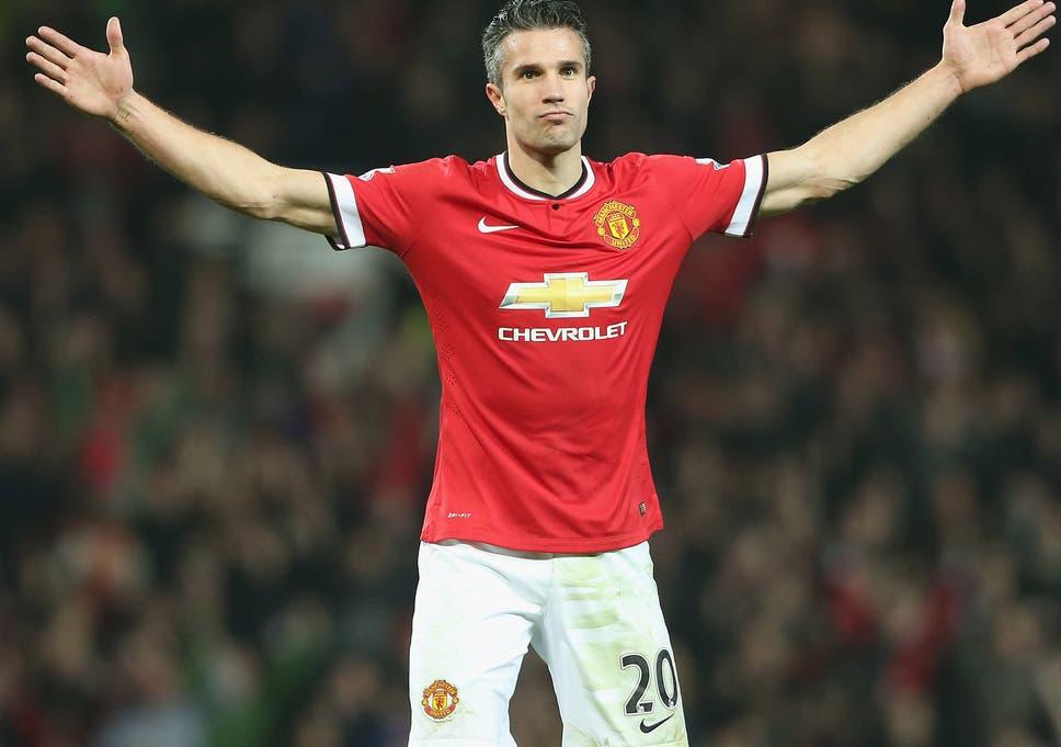 buy online bee4a 0fd84 Manchester United vs Fenerbahce: Robin van Persie risks ...