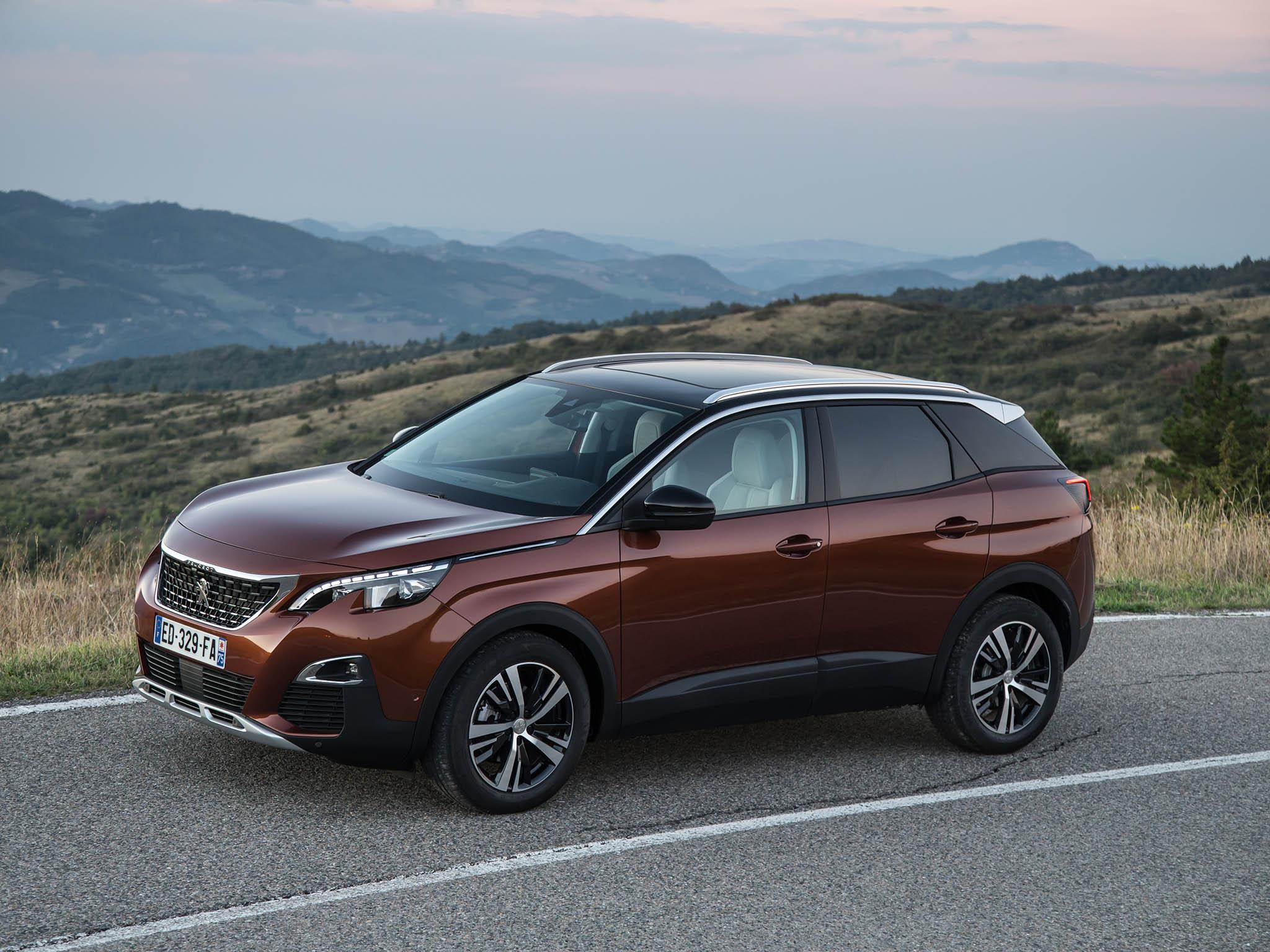 car review peugeot 3008 crossover suv pushes premium style to the max the independent. Black Bedroom Furniture Sets. Home Design Ideas