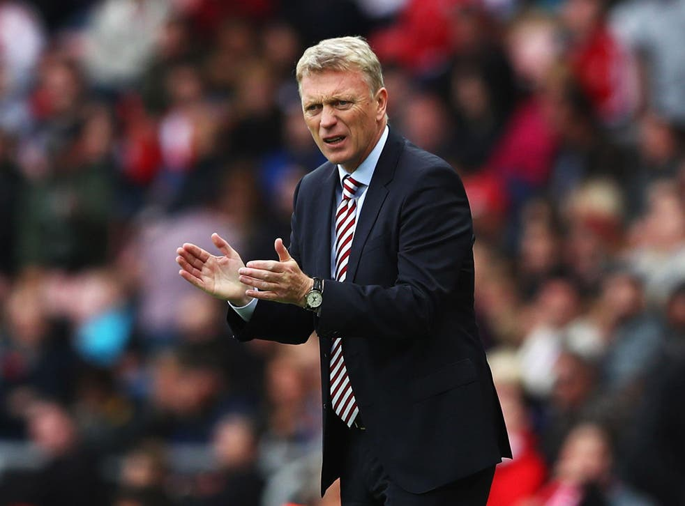 Webb revealed that David Moyes gave him the most grief as a manager