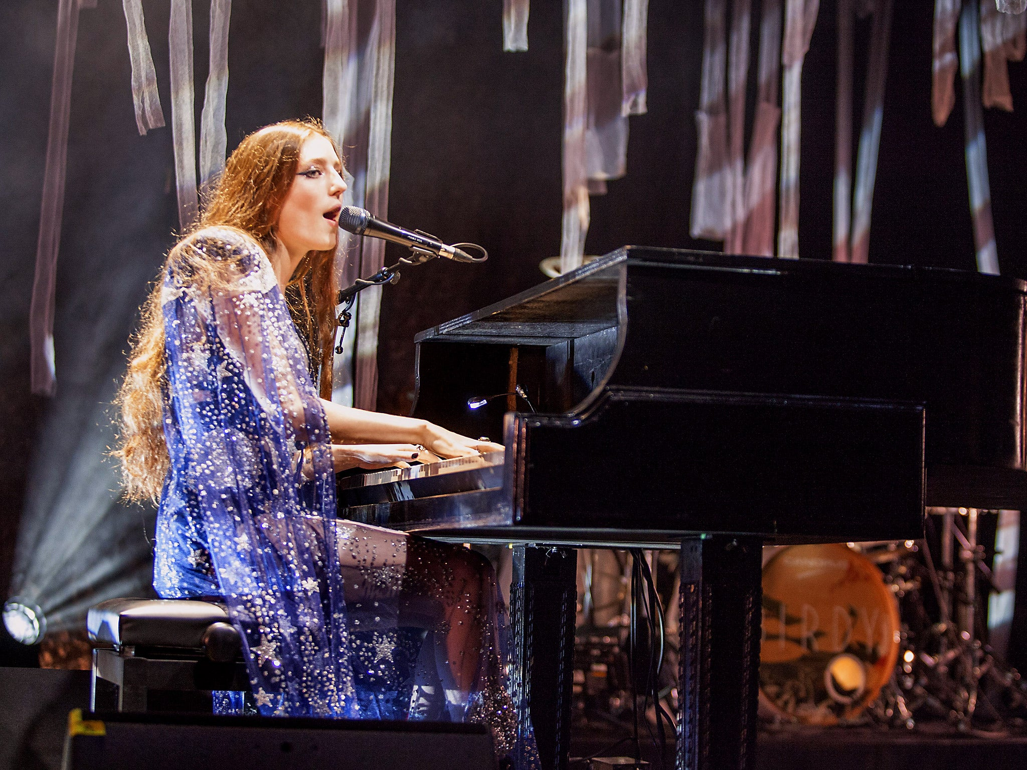 Birdy on growing up in the spotlight, overcoming her nerves