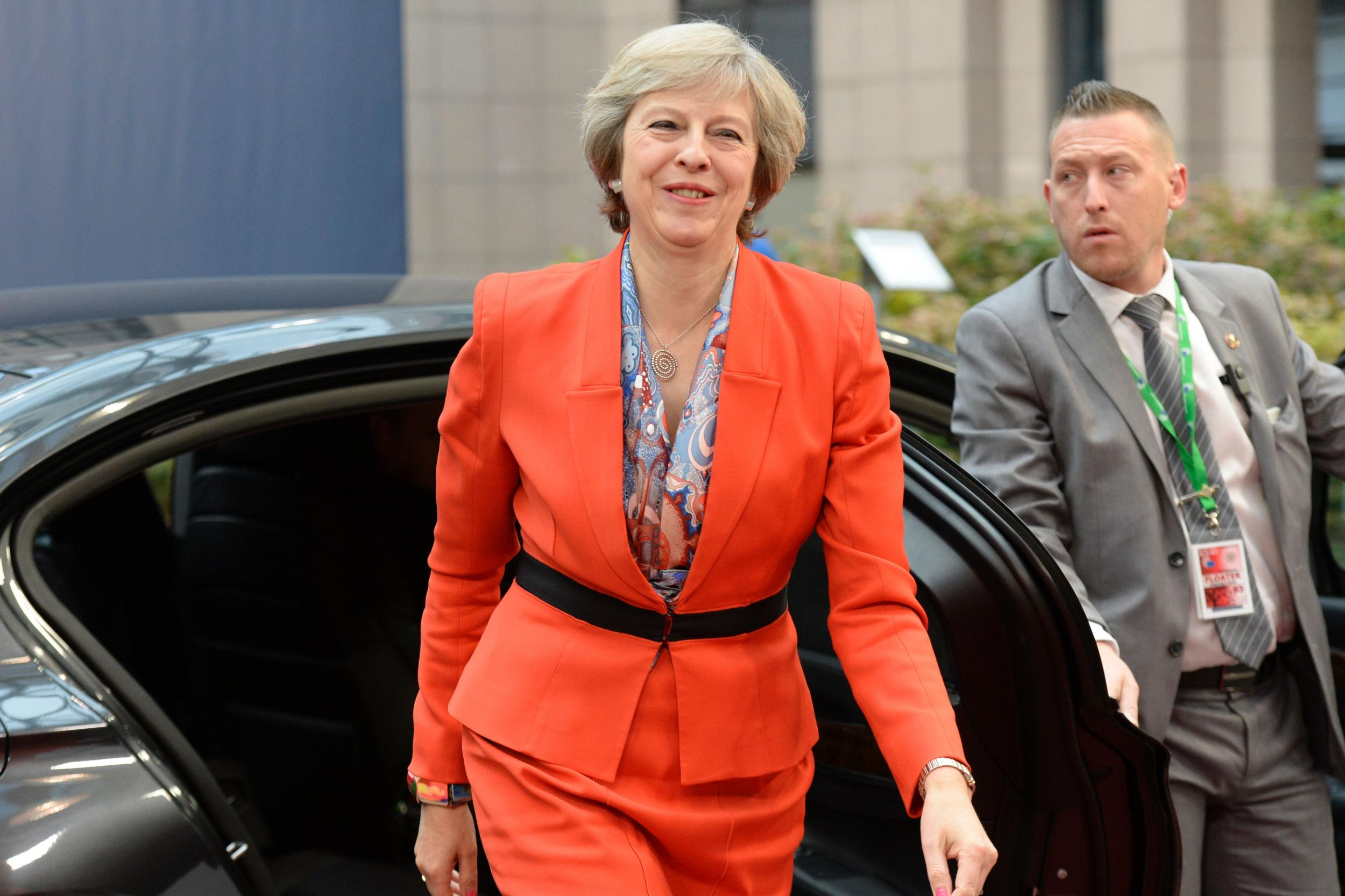 Theresa May's Government is 'making up Brexit strategy as it goes along'