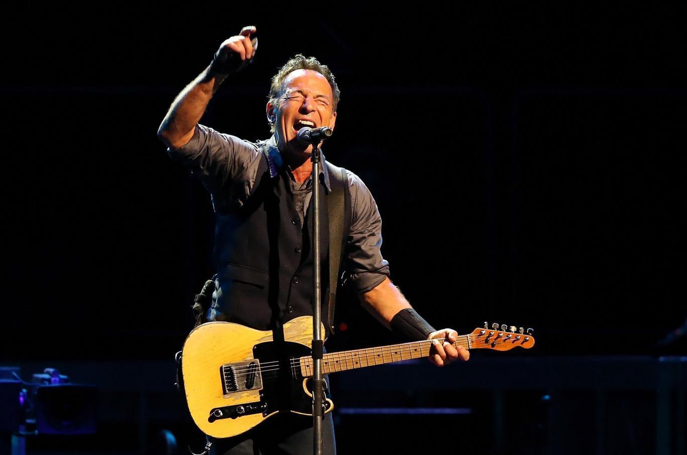 Bruce Springsteen played secret White House concert for ...
