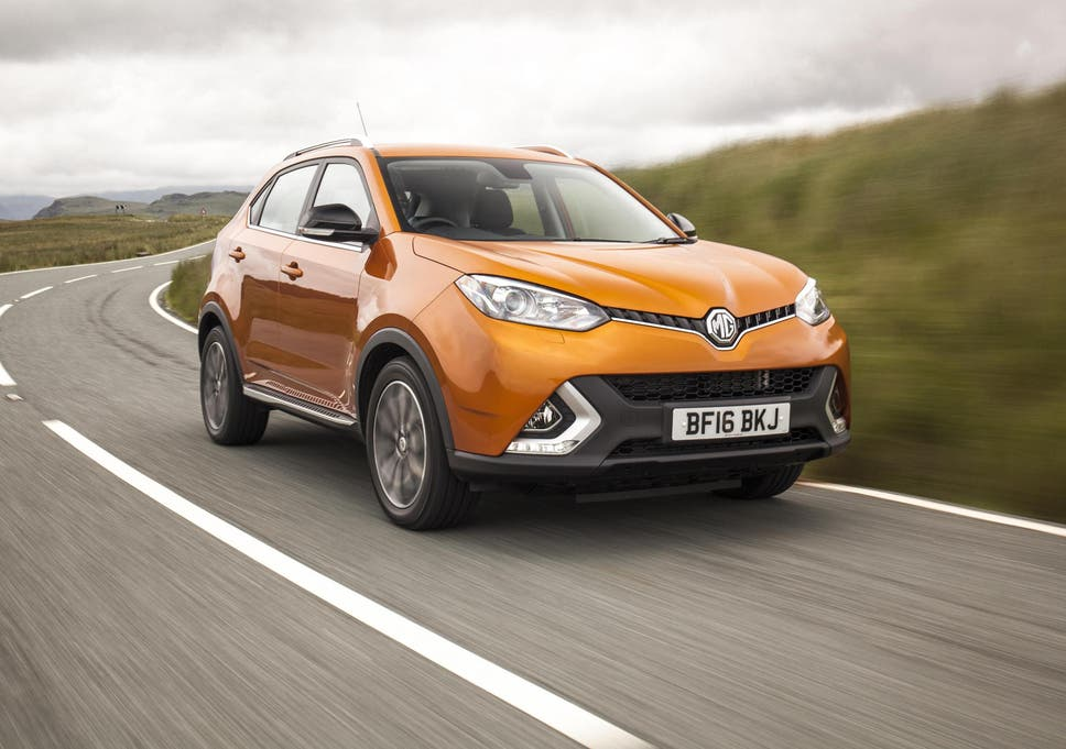 Car Review Mg Gs The Independent