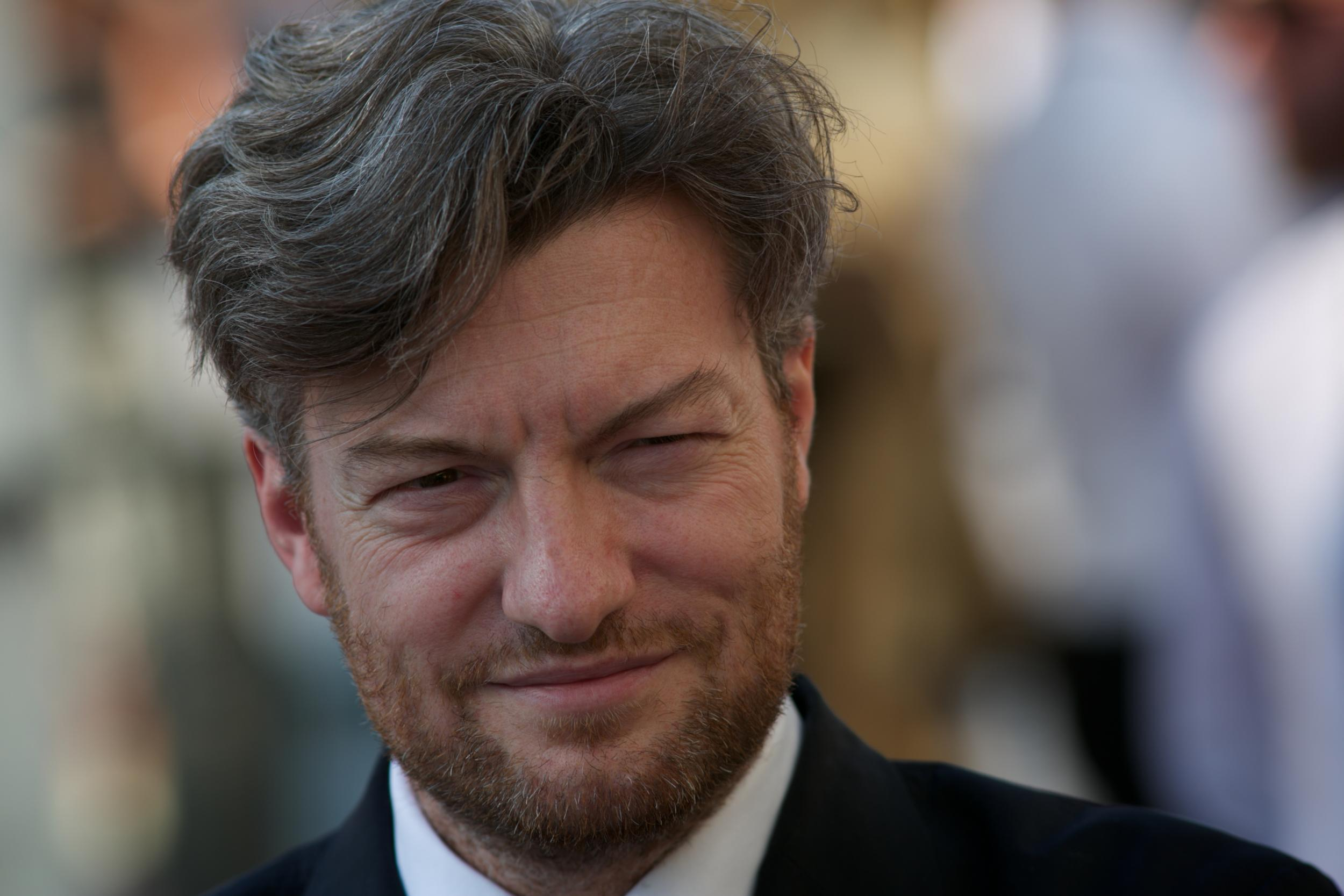 Black Mirror creator Charlie Brooker: 'I'm loath to say this