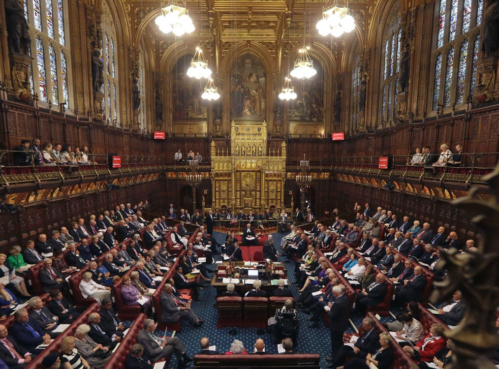 The Brexit Bill reaches the House of Lords on February 20