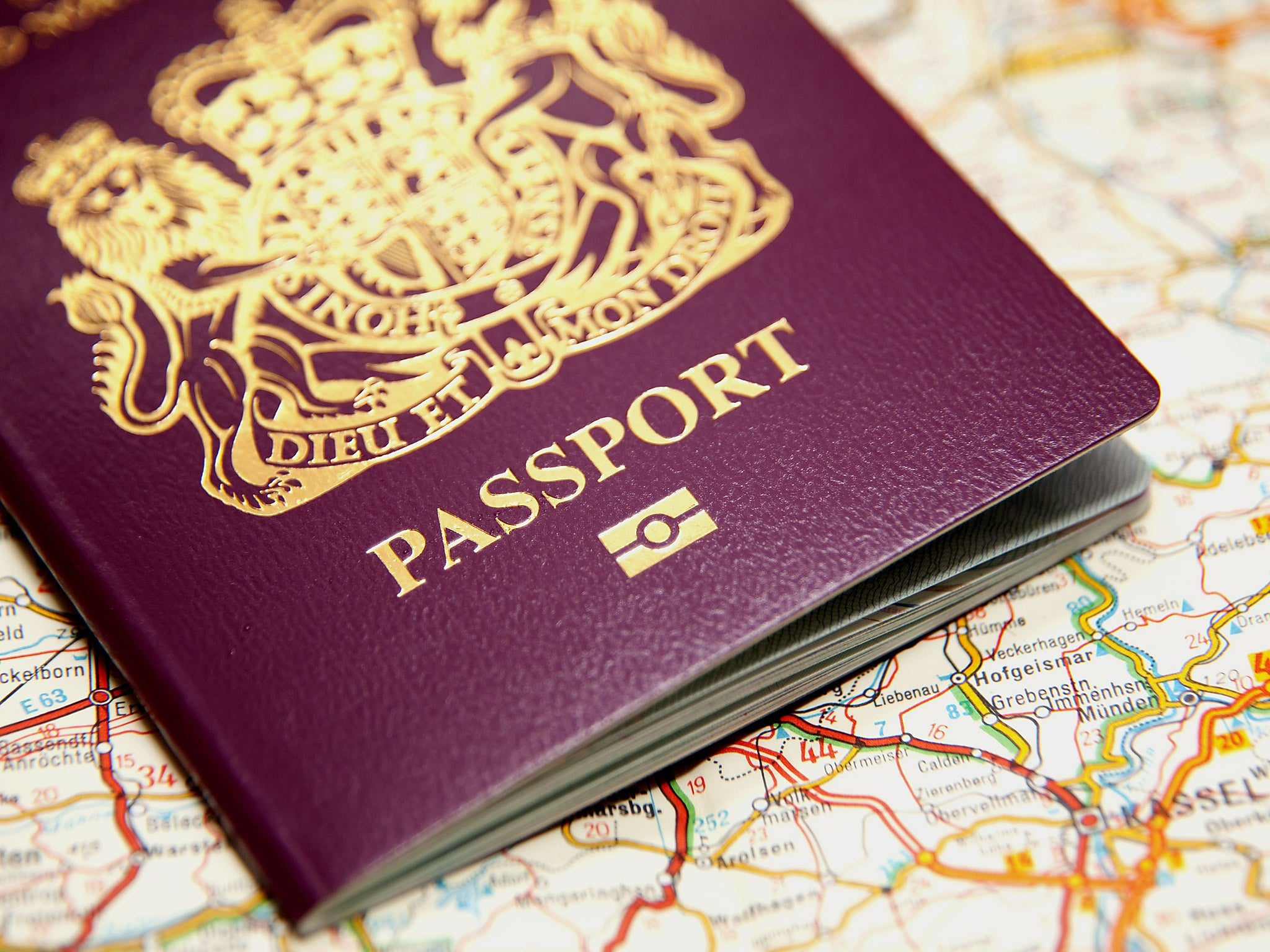 The Most  And Least  Powerful Passports In The World  The Independent