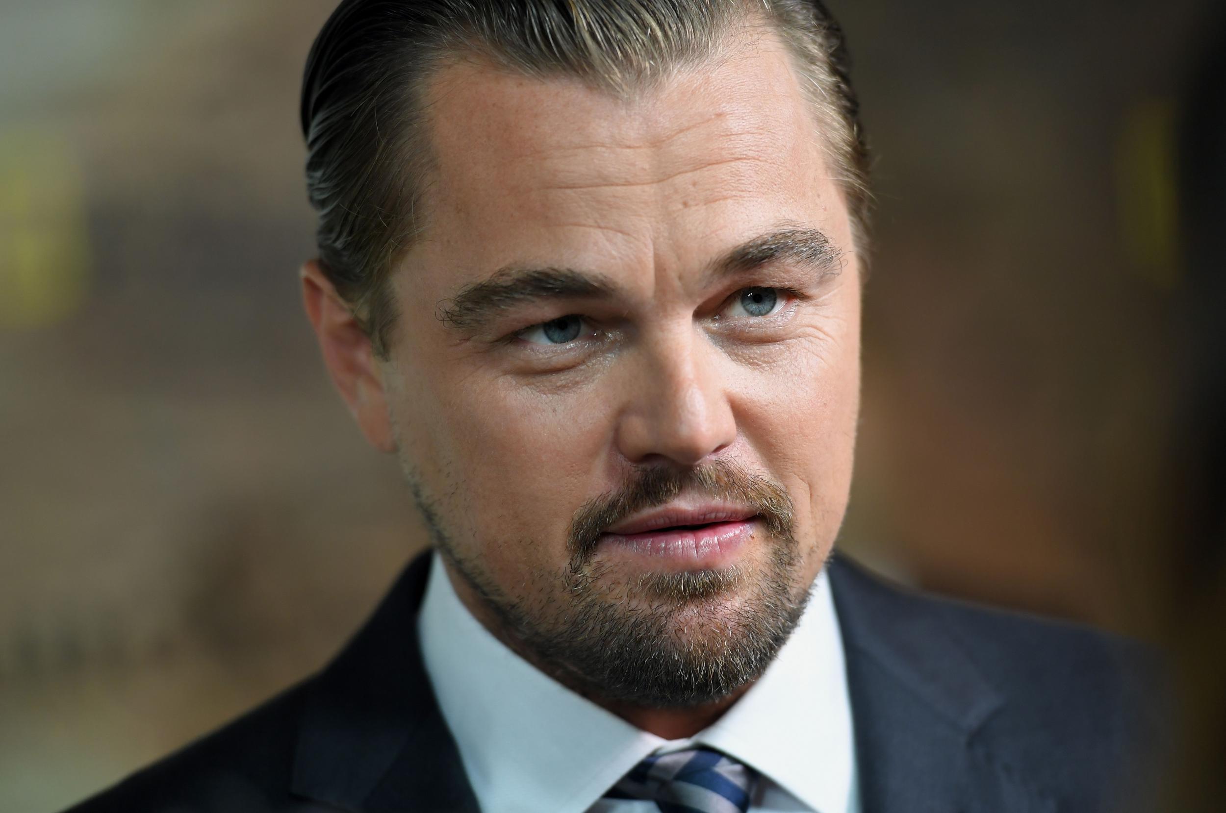 Leonardo DiCaprio amp Model Cami Morrone Are Not Dating