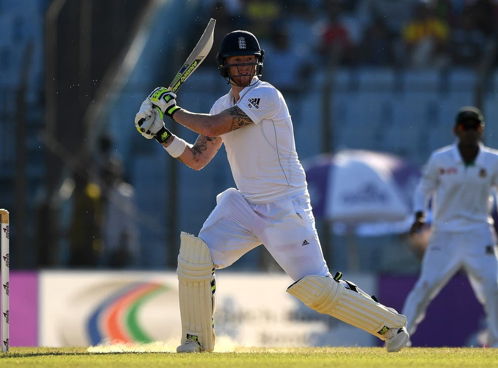 Stokes single-handedly pulled England back into the contest after a devastating spell with both bat and ball