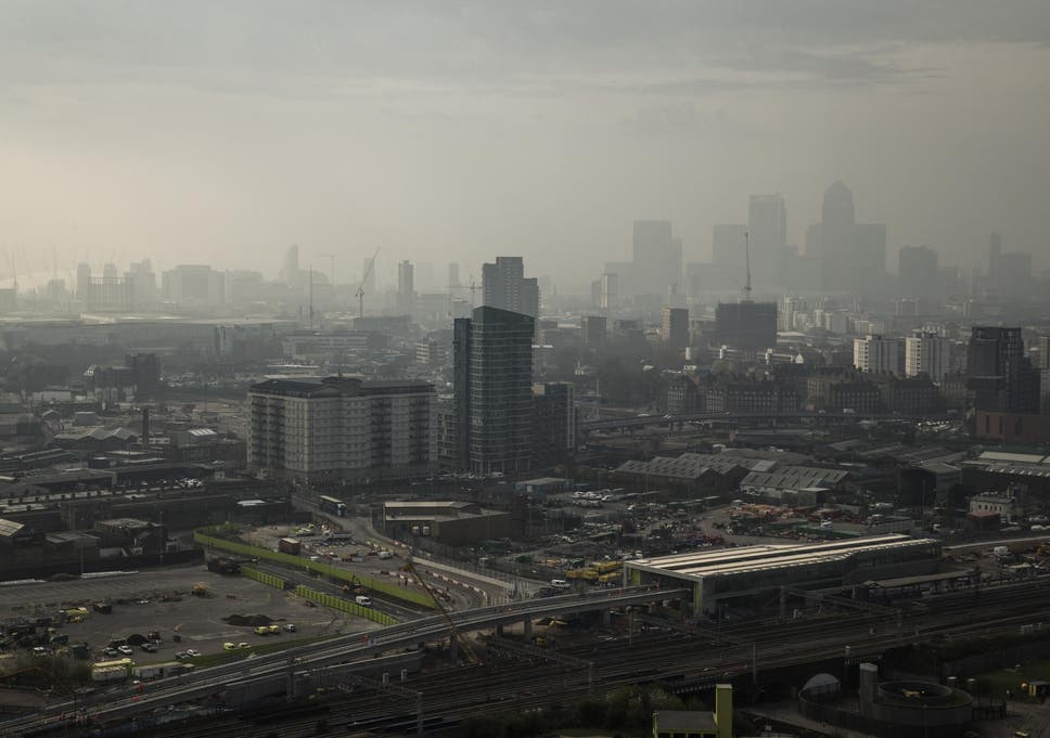 UK air pollution deadlier than across half of western Europe