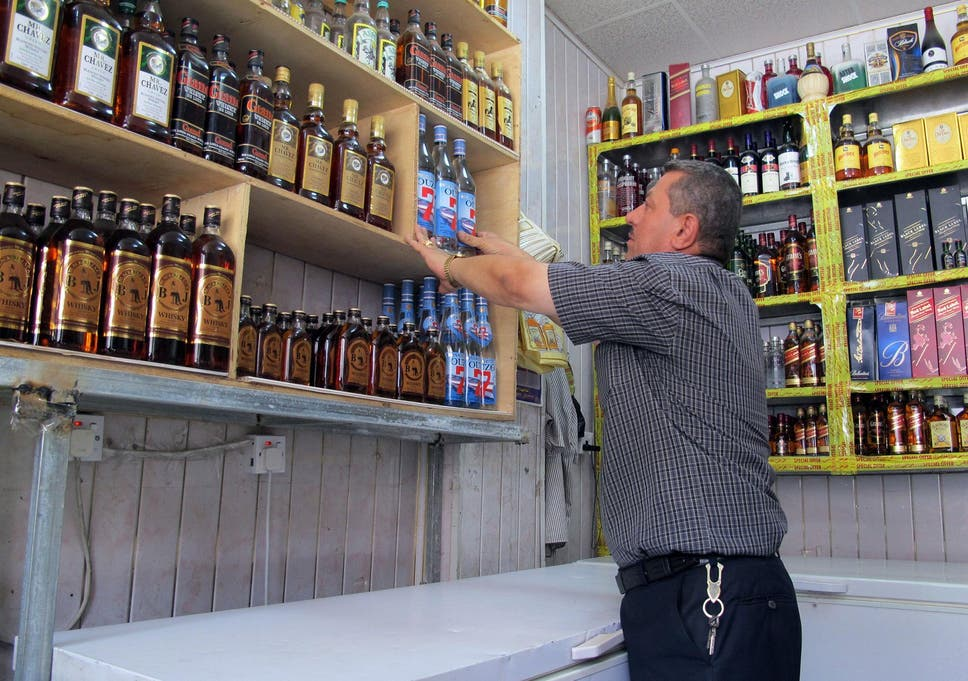 Iraq parliament bans alcohol in surprise vote | The Independent