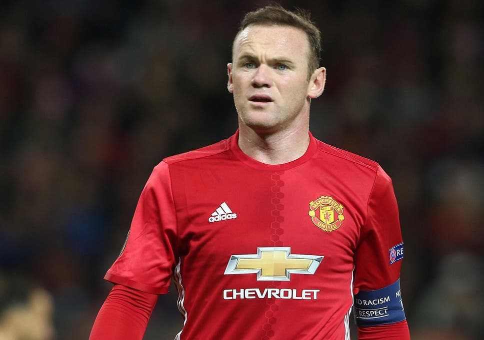 f214a3641a5 Chelsea vs Manchester United  Wayne Rooney set to miss match after  suffering injury in training