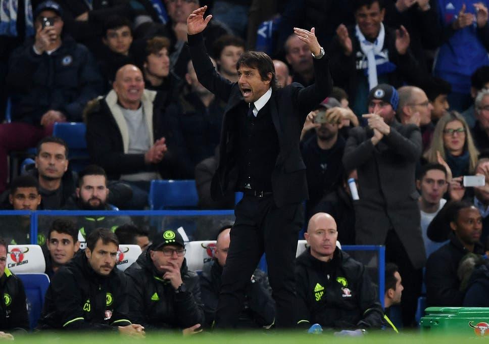 Chelsea Vs Manchester United Antonio Conte Defends Actions