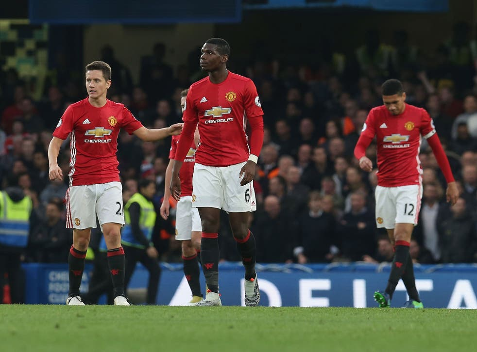 United were humiliated from the first minute to the last at Stamford Bridge