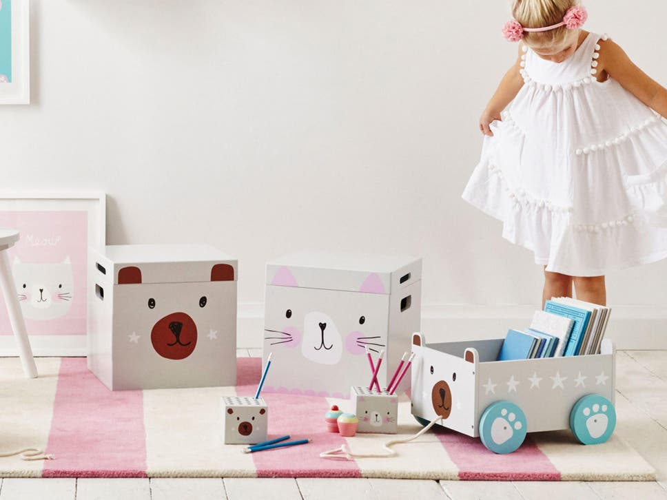 De-clutter after playtime with a cute clever storage solution  sc 1 st  The Independent & 10 best toy storage | The Independent