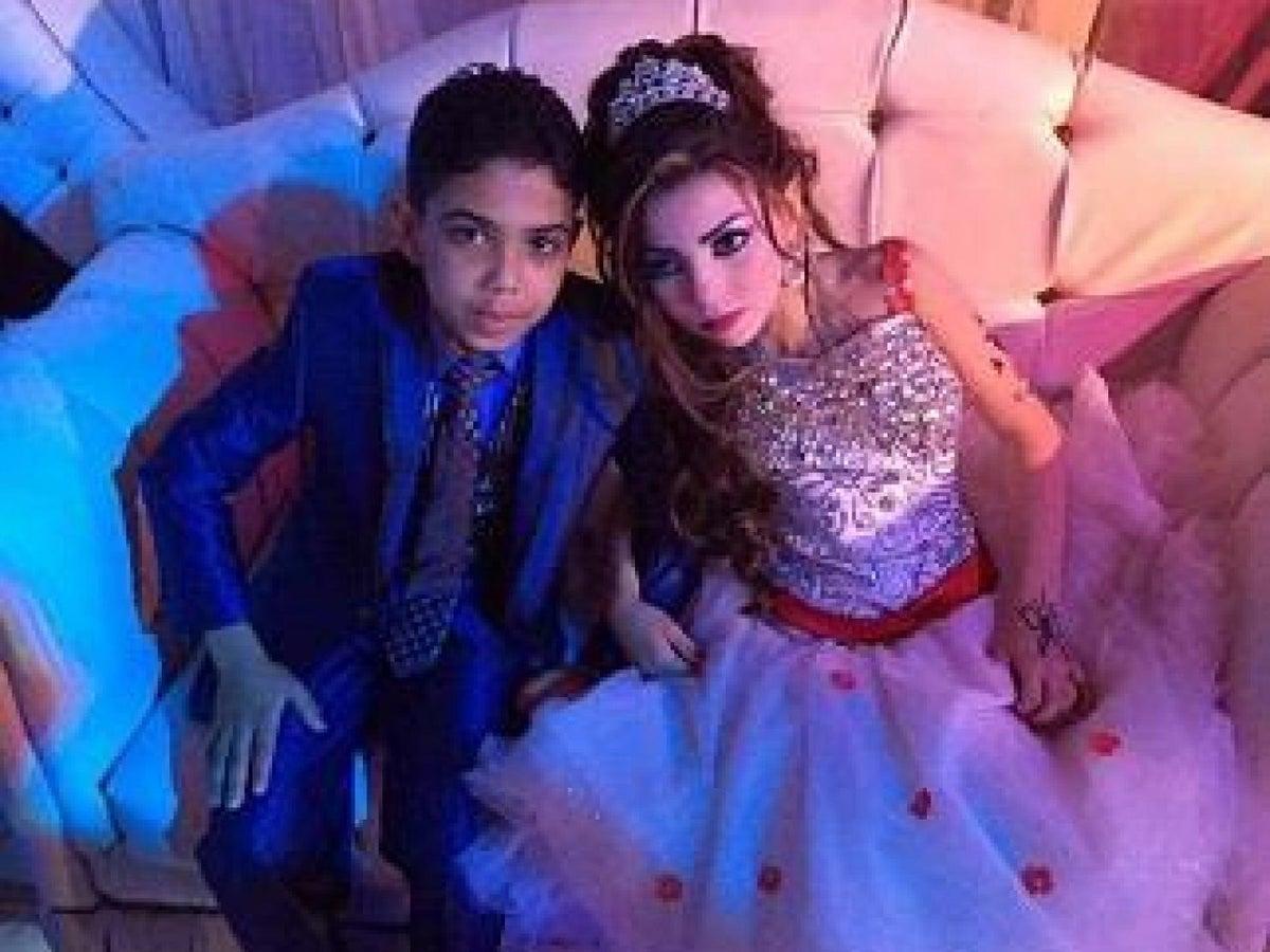Egyptian girl marry Warning to