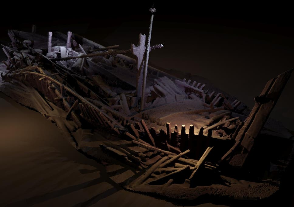 Explorers accidentally find 41 shipwrecks thousands of years