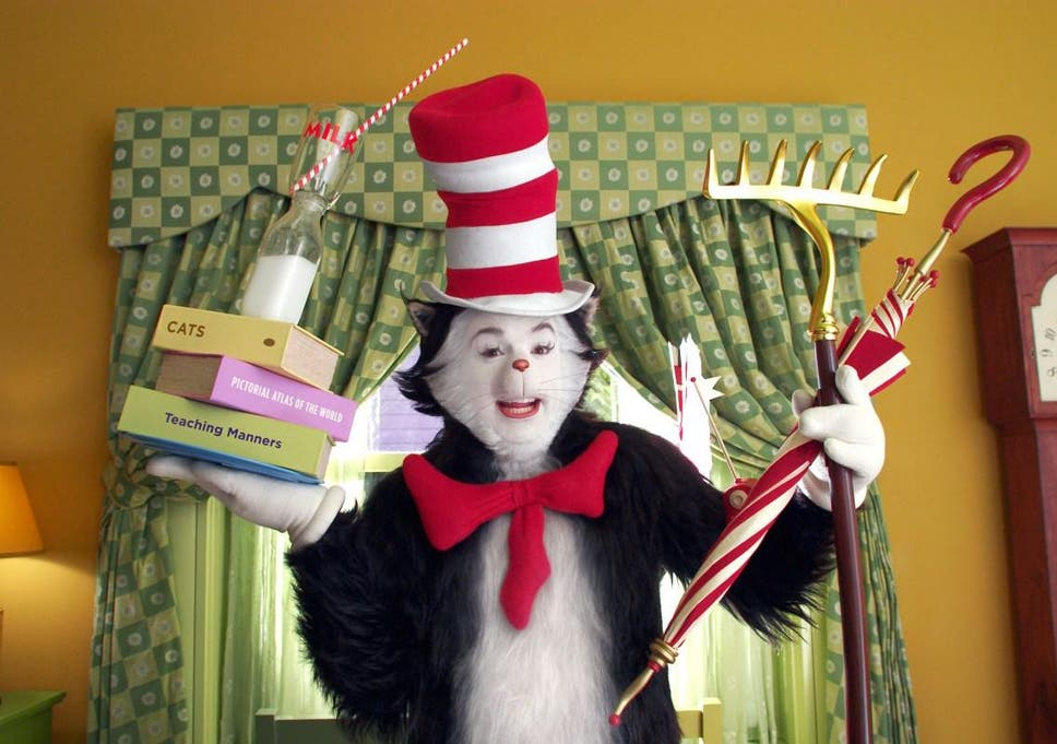 c7c343a9 Mike Myers branded 'diva' by Cat in the Hat co-star: 'It was just a  horrible, nightmarish experience'